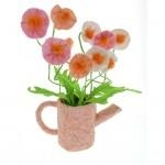 Arbres et plantes fleuries