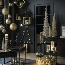 Ambiance Noël Black Magic