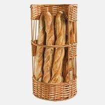 Présentoir à pain et viennoiserie