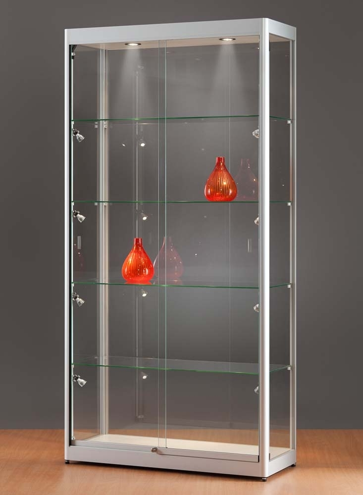 Vitrines design avec LED
