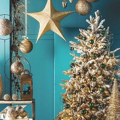 Kits Sapin de Noël décorés