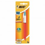 Stylo 4 couleurs Bic pointes fines 0.8mm