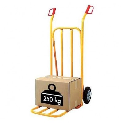 Diable bavette repliable - 250 kg-Chariots
