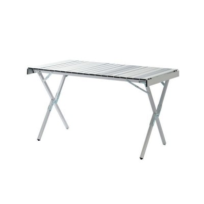 Table pliante aluminium - L150 x P70 x H80 cm-Lits de camp forains